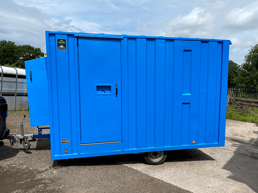 astley groundhog mobile welfare unit
