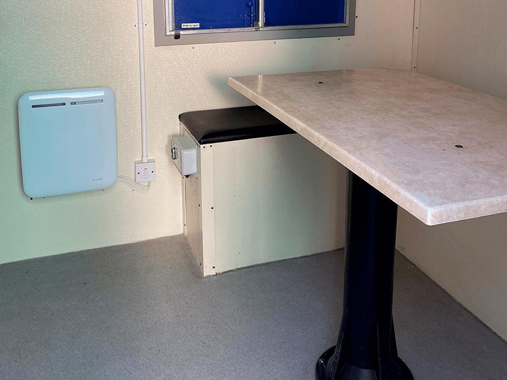 astley groundhog mobile welfare unit